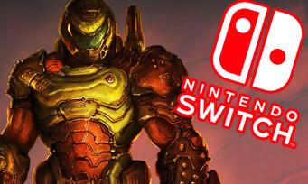 DOOM Eternal : du gameplay et une date de sortie sur Switch