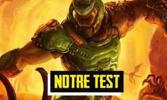 Test DOOM Eternal (Switch) : ça pique les yeux, mais ça défoule quand même