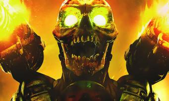 DOOM : un trailer de gameplay brutal sur Nintendo Switch