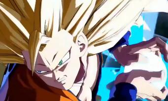 E3 2017 : gameplay trailer de Dragon Ball Fighters Z sur Xbox One X