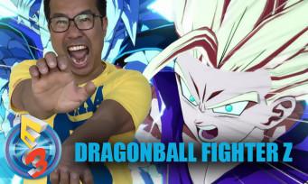 Dragon Ball Fighter Z : on l'a masterisé, le meilleur jeu de l'E3 2017 ?