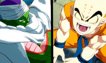 Dragon Ball FighterZ : toutes les images de Krilin, Piccolo et Trunks