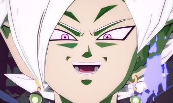 Dragon Ball FighterZ : les premières images de Zamasu fusionné
