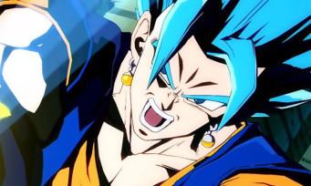 Dragon Ball Fighter Z: des images de Vegito Blue et Zamasu Fusionné