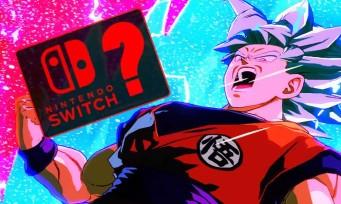 Dragon Ball FighterZ : une version Switch leakée, le Kaméhaméha enfin portable
