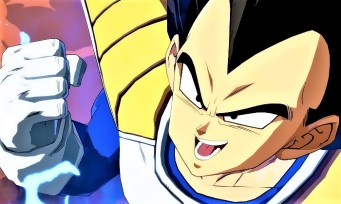 Dragon Ball FighterZ : des images de Goku et Vegeta normal