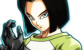 Dragon Ball FighterZ :  C17 arrive dans le jeu, premières images !