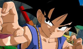 Dragon Ball FighterZ : des nouvelles images avec Goku de la saga GT