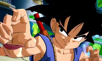 Dragon Ball FighterZ : une date et un trailer qui pète pour Goku GT