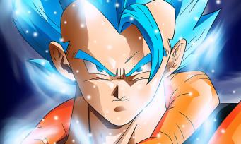Dragon Ball FighterZ : une vidéo avec Gogeta Blue qui défonce