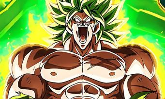 Dragon Ball FighterZ : un trailer énrevé avec Broly (DBS)