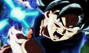 Dragon Ball FighterZ : Goku Ultra Instinct trailer de gameplay