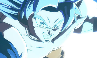 Dragon Ball FighterZ : un trailer qui claque avec Goku Ultra Instinct