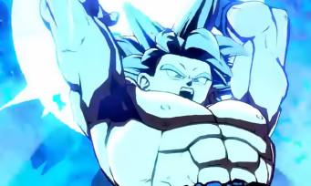Dragon Ball FighterZ : sublime trailer pour l'arrivée de Goku Ultra Instinct