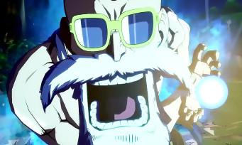 Dragon Ball FighterZ : un trailer de lancement pour Tortue Géniale
