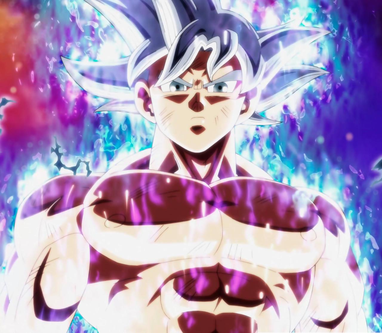 Dragon Ball Fighterz Premiere Image Sereine Pour Son Goku Ultra Instinct