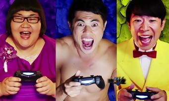 Dragon Ball Xenoverse 2 : trailer avec des comédiens japonais hystériques