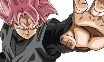 Dragon Ball Xenoverse 2 : un trailer avec Black Goku Rose