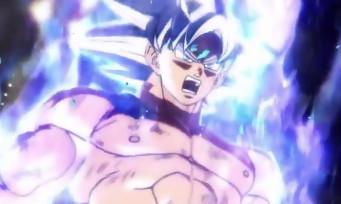 Dragon Ball Xenoverse 2 : gameplay de Goku Ultra Instinct forme finale
