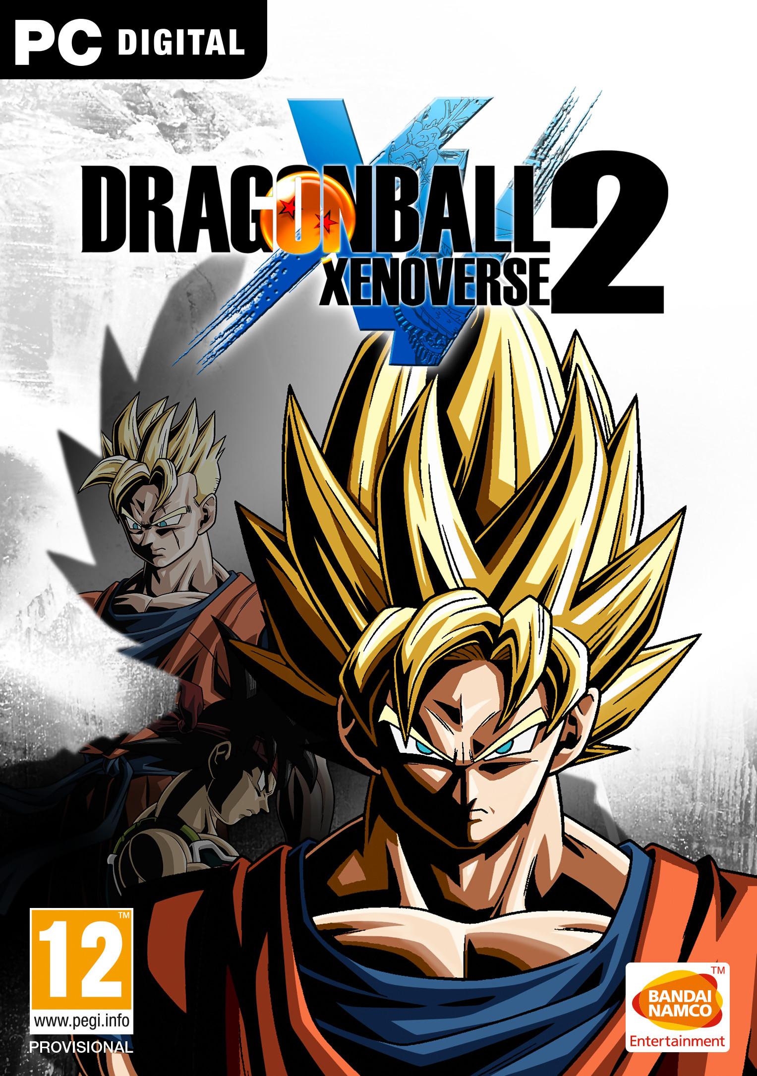 Dragon Ball Xenoverse 2 Toutes Les Images De Goku Ultra