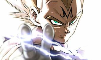 Dragon Ball Z Kakarot : une vidéo de gameplay avec Majin Vegeta