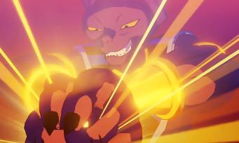 Dragon Ball Z Kakarot : le 1er trailer de gameplay du DLC avec Beerus