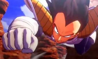 DBZ Kakarot : un nouveau trailer de gameplay pour la version Switch