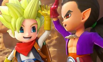 Dragon Quest Builders 2 : la démo est disponible sur Switch et PS4