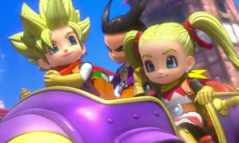 Dragon Quest Builders 2 : il existe deux versions de la cinématique d'intro