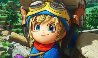 Dragon Quest Builders : trailer de gameplay sur Nintendo Switch