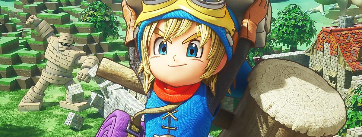 Test Dragon Quest Builders sur PS4