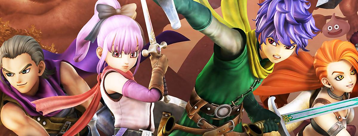 Test Dragon Quest Heroes 2 sur PS4