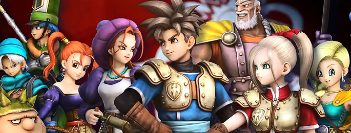 Test Dragon Quest Heroes sur PS4