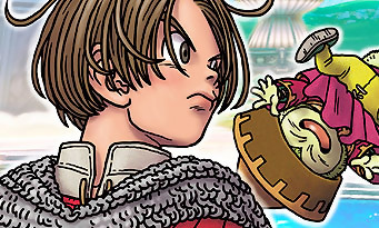 Dragon Quest X : gameplay trailer sur 3DS