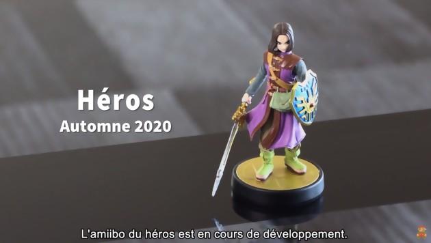 Nintendo : les amiibo Dragon Quest et Persona dévoilés