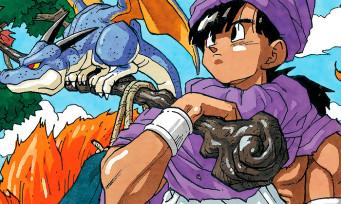 Dragon Quest : un artbook avec les illustrations d'Akira Toriyama