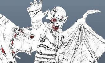Drawn to Death : un trailer de gameplay avec Cyborgula