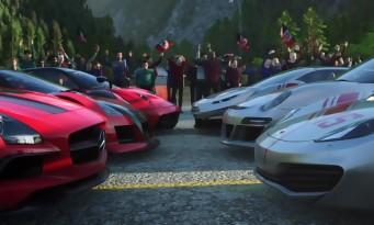 DriveClub : trailer de l'E3 2014 sur PS4