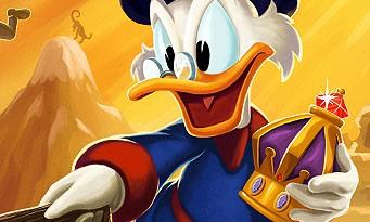 Duck Tales Remastered : un trailer qui envoie sur la Lune