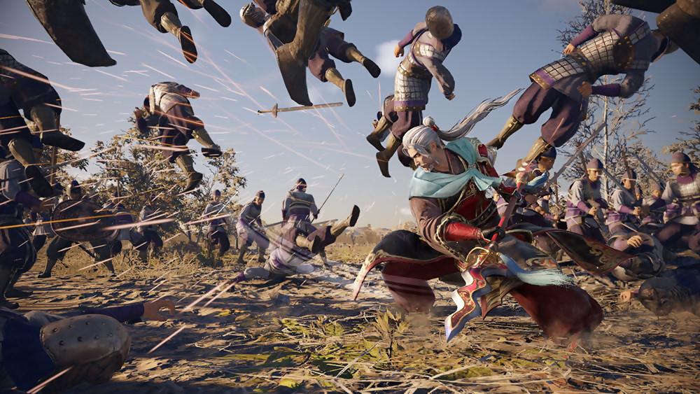 Dynasty Warriors 9 : toutes les images du jeu sur PS4