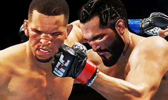 UFC 4 : un trailer bien brutal pour faire le tour du gameplay