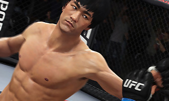 EA Sports UFC : le trailer avec Bruce Lee