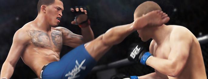 Test EA Sports UFC sur PS4 et Xbox One