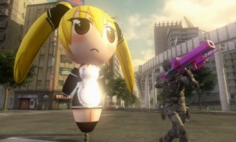 Earth Defense Force 2025 : Trailer Gameplay E3 2013