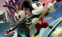 Epic Mickey 2 : coop gameplay trailer