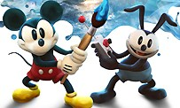 Epic Mickey 2 : gameplay trailer encre