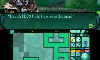 Etrian Odyssey 2 3DS