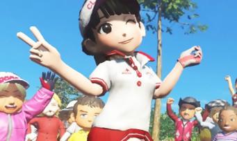 Everybody's Golf PS4 : un nouveau trailer pour pas grand-chose