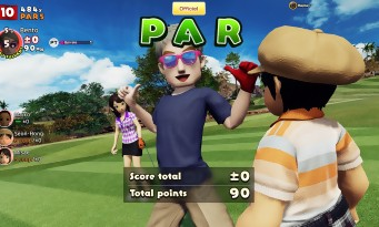 Hot Shots Golf PS4