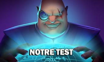 Test Evil Genius 2 : est-il toujours aussi bon d'être méchant?